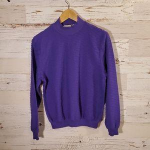 Blair vintage purple sweatshirt